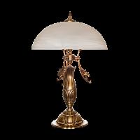 Настольные лампы ННБ 77-2х60-024 1006 Арт. 77,2,4-1006